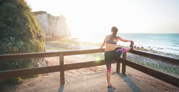 ejercicios en vacaciones