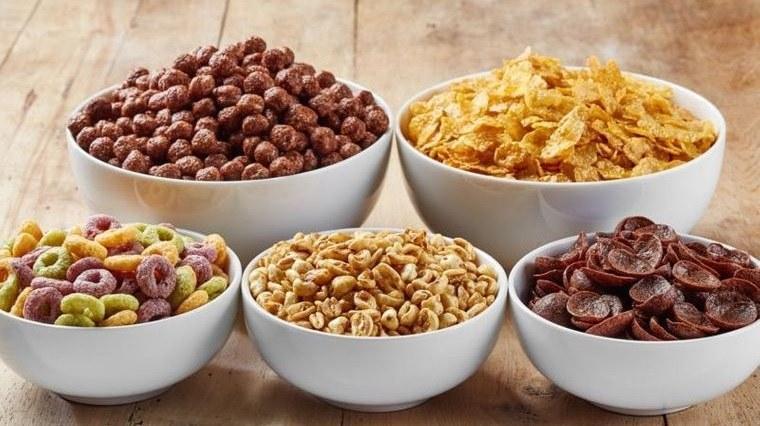 jarabe de maíz alto en fructosa algunos cereales