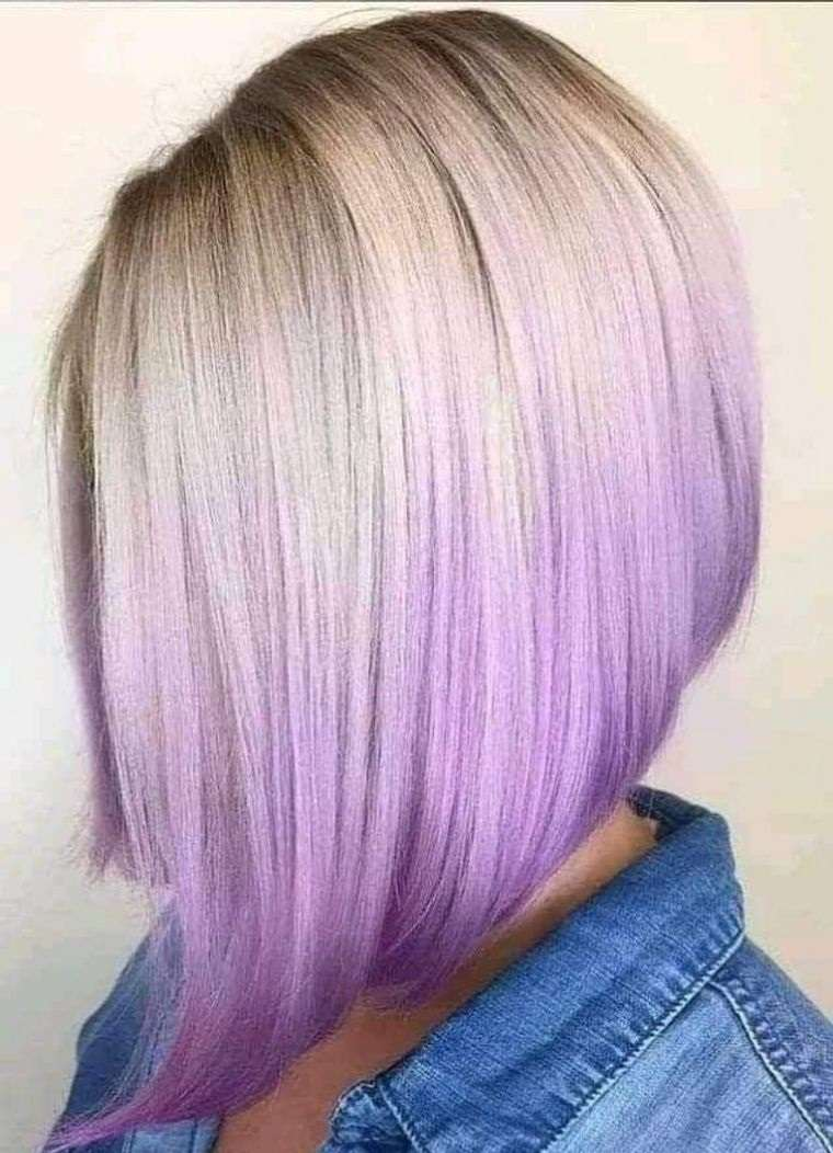 peinados media melena audaz