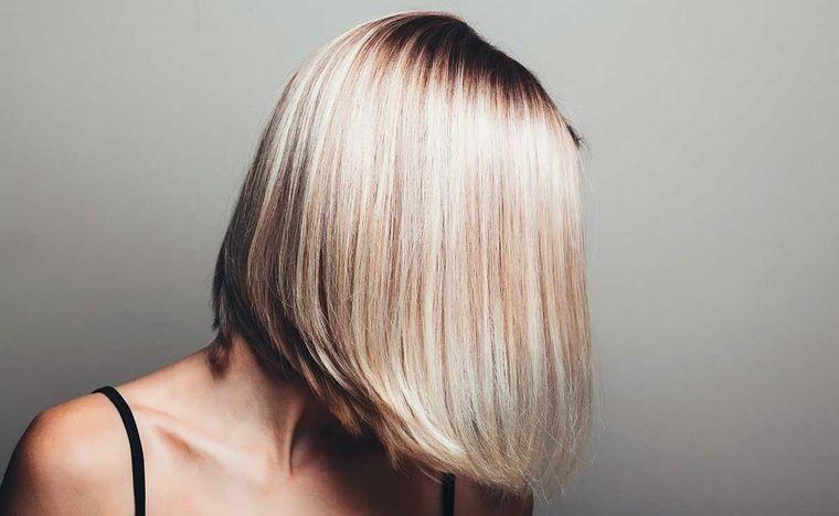 peinados media melena para mujeres