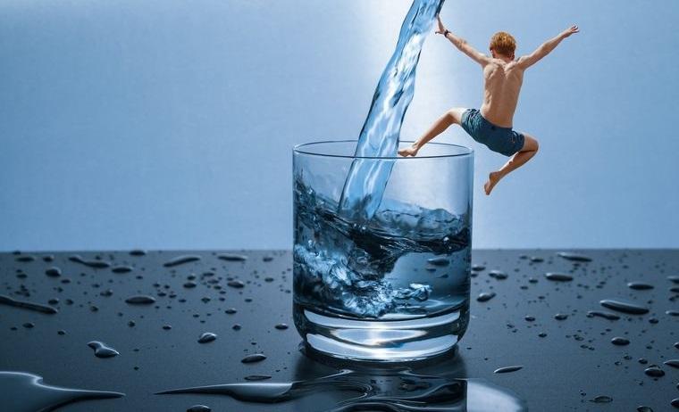 sobrehidratación riesgo para la salud