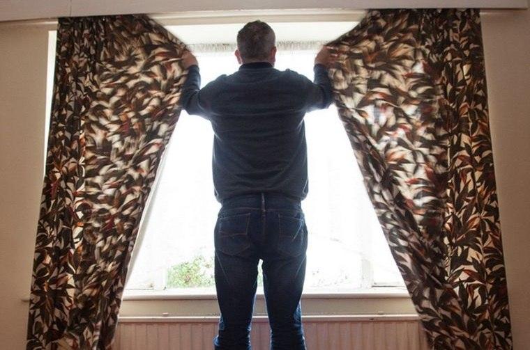 verano cerrar cortinas enfriar casa