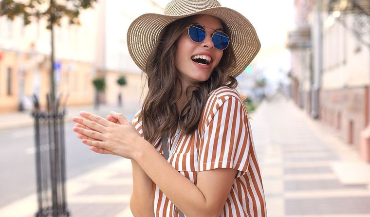 verano ropa adecuada