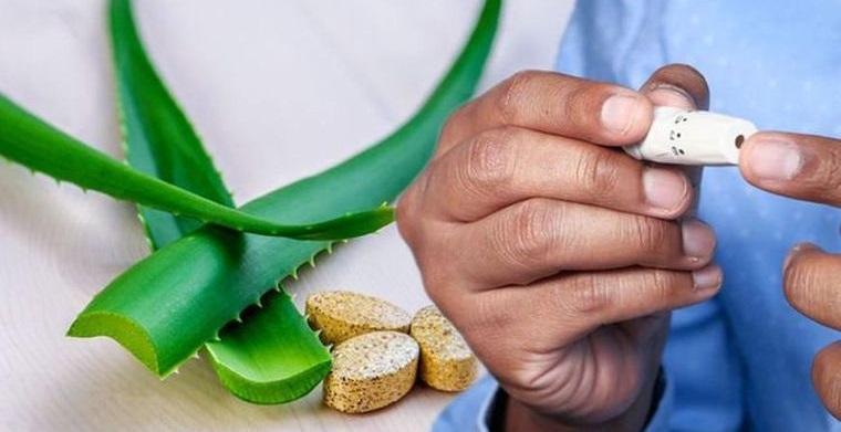 beneficios del aloe vera controla azucar en sangre
