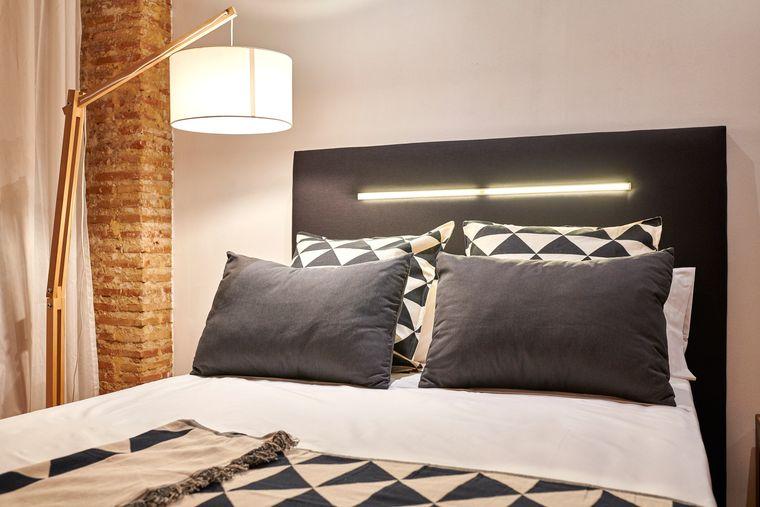 cabeceros de cama maxcolchon luz LED