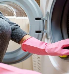 cómo limpiar la lavadora correctamente