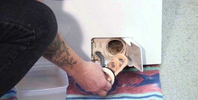 cómo limpiar la lavadora del sucio acumulado