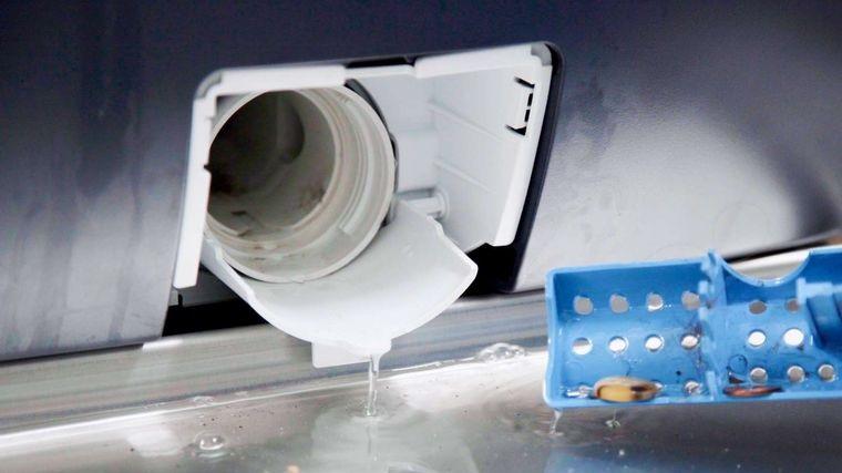 cómo limpiar la lavadora mantener el filtro
