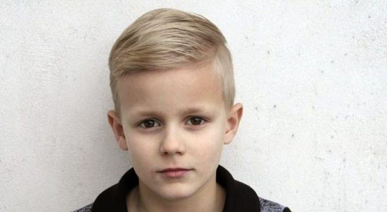 cortes de pelo para chicos cabello corto