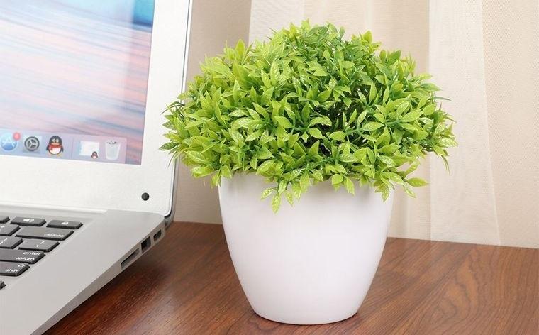 flores artificiales para decorar mesas