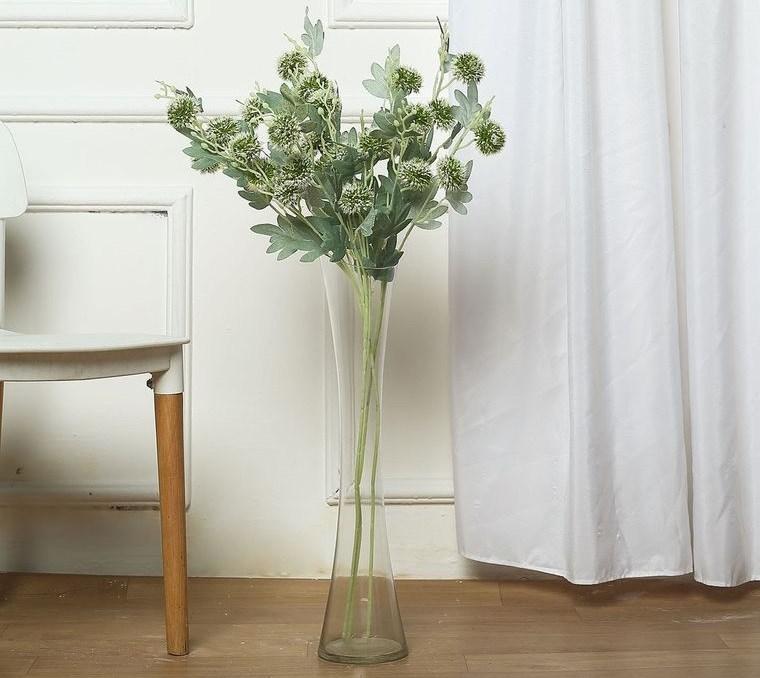 flores artificiales sencillo arreglo sala de estar