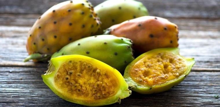 fruta de cactus calma el estomago