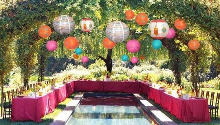 ideas para cumpleaños al aire libre en verano