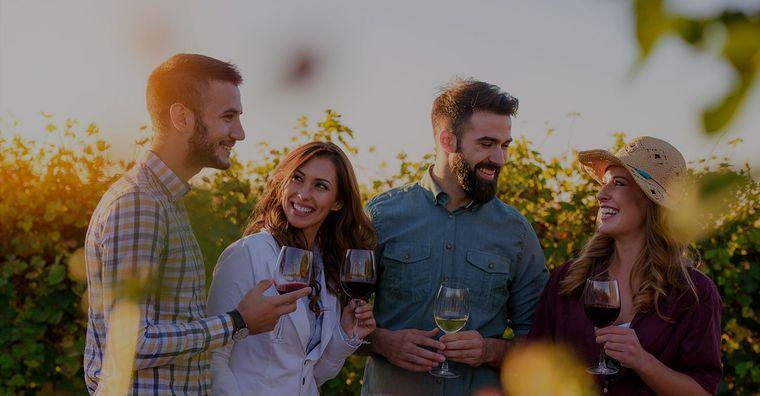 ideas para cumpleaños cata de vino