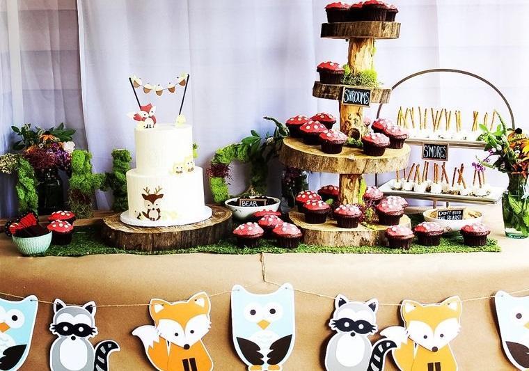ideas para cumpleaños decoracion animales
