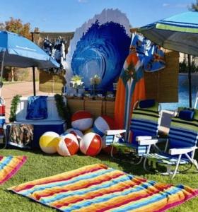 ideas para cumpleaños en verano
