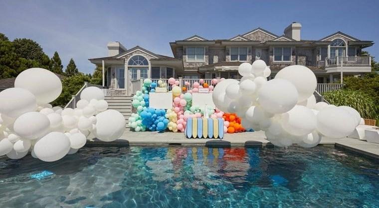 ideas para cumpleaños piscina en verano