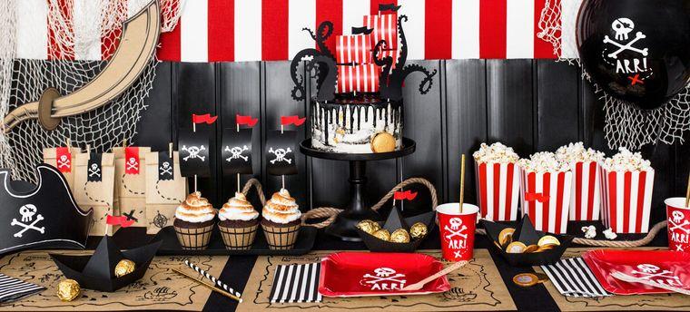 ideas para cumpleaños tematica de piratas