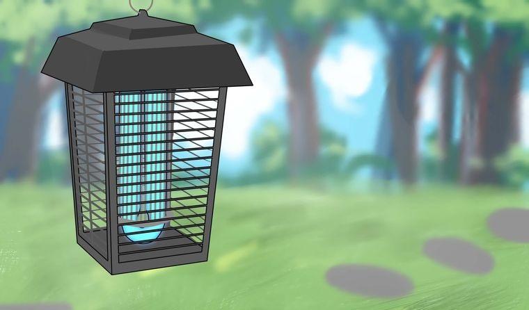 insectos voladores lamparas contra moscas