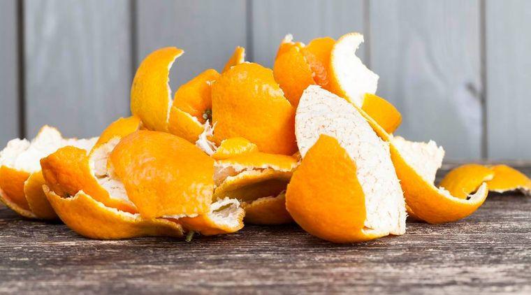 mal olor en cocina eliminado con citricos