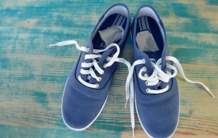 mal olor en zapatos