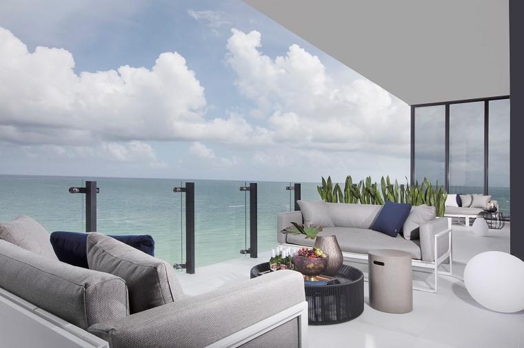 muebles-de-balcon-blanco-gris-ideas