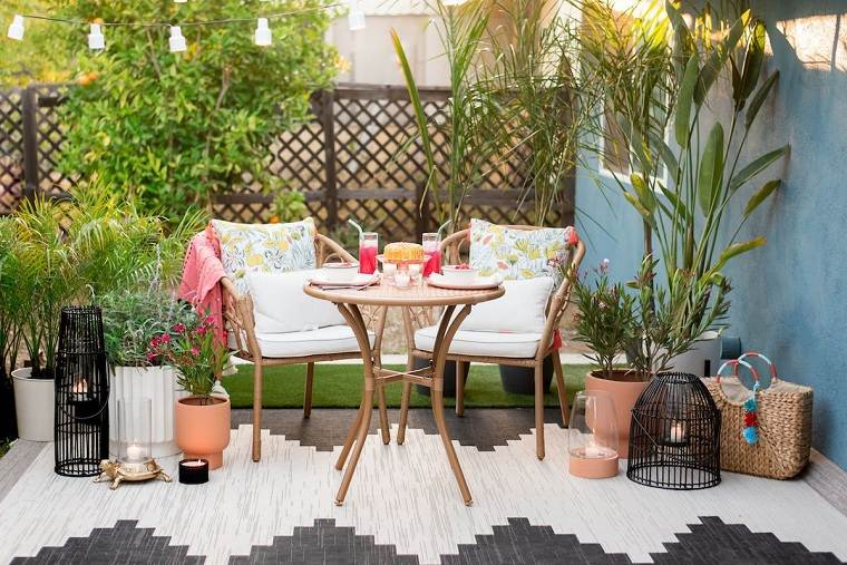 muebles para balcón-diseno-estilo