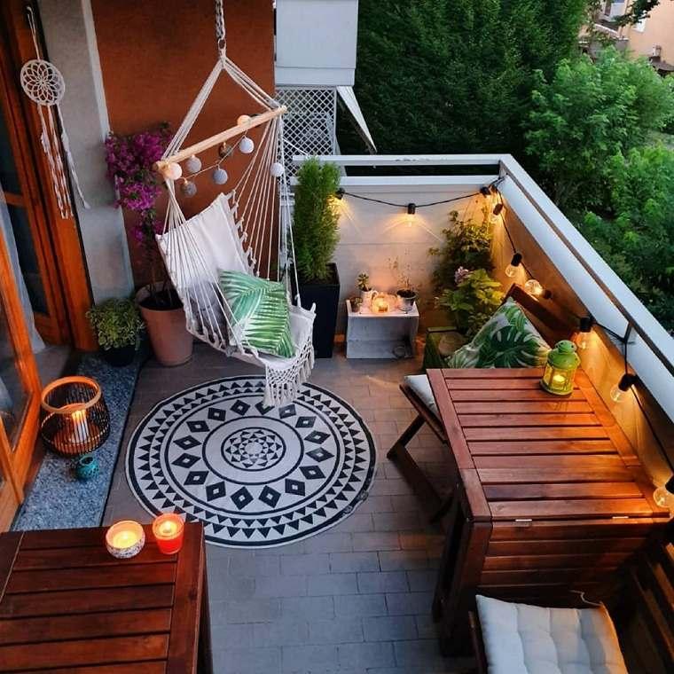 muebles-de-balcon-silla-colgante-opciones