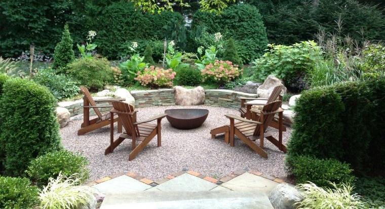 piedras decorativas para area de jardin