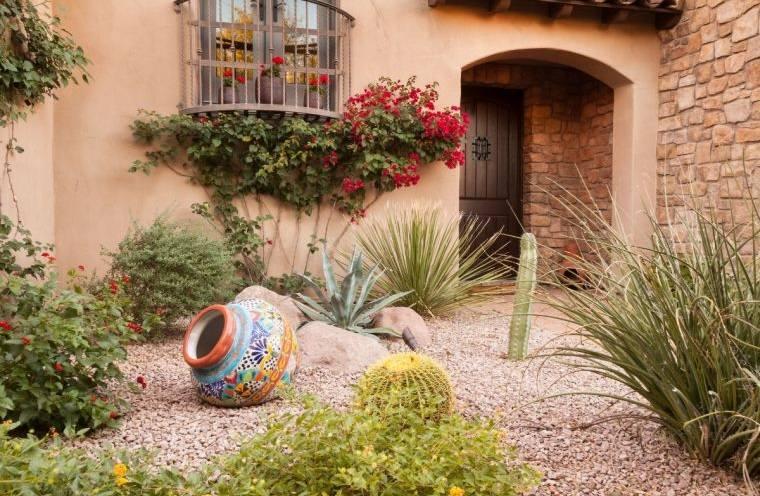 piedras decorativas para cubrir suelo