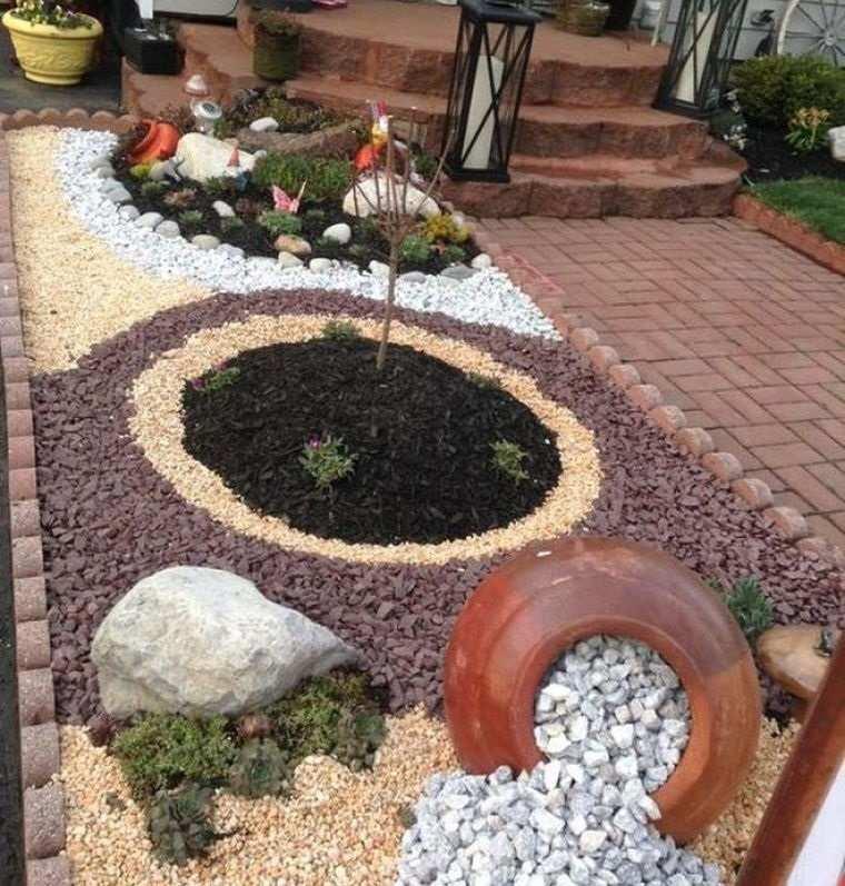 piedras decorativas para diseños creativos