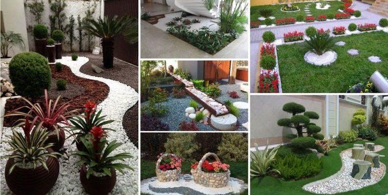 piedras decorativas para el jardin