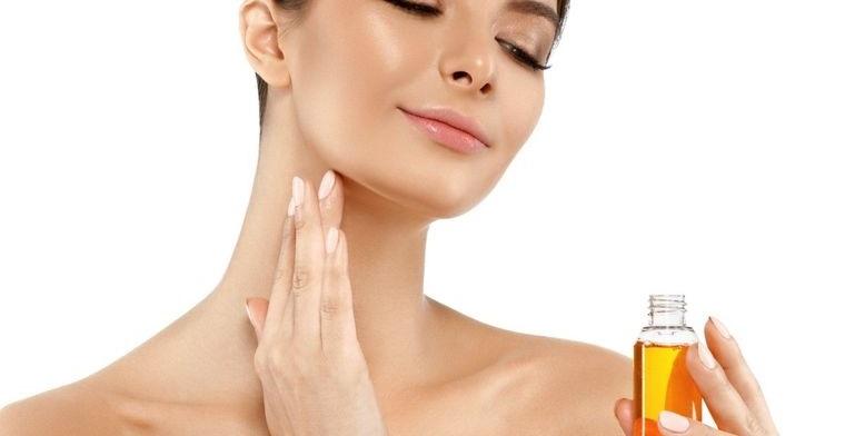 piel grasa aceite de oliva