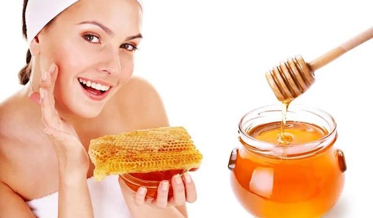 piel grasa mascarilla con miel