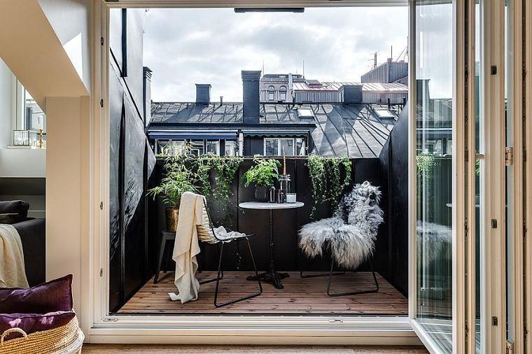 Muebles para balcón – Tendencias de decoración para el 2021