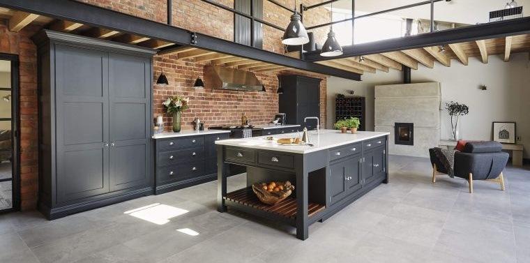 cocinas con estilo diseño industrial