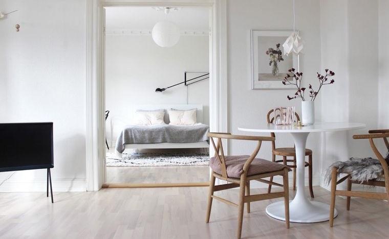 estilo escandinavo espacio acogedor