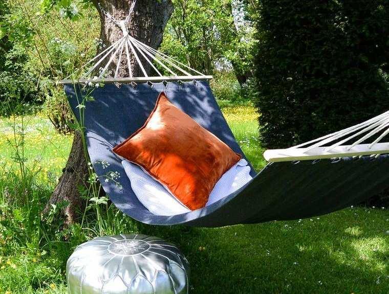 Hamacas para jardín tendencia 2021 – Las mejores ideas para relajarte al aire libre
