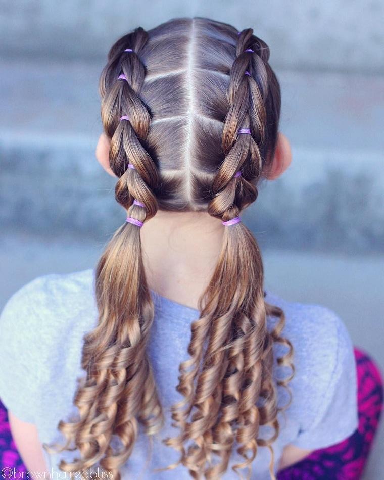 peinados-faciles-y-bonitos-para-ninas-cabello-coletas