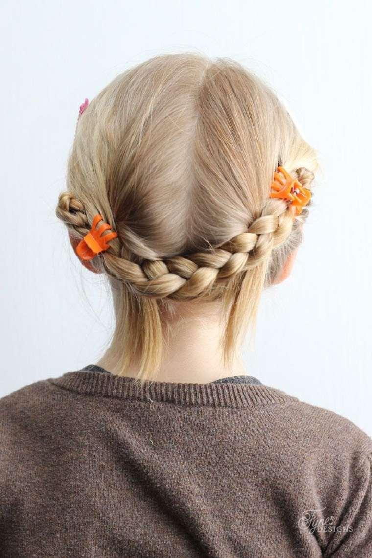 peinados-faciles-y-bonitos-para-ninas-trenzas-chica