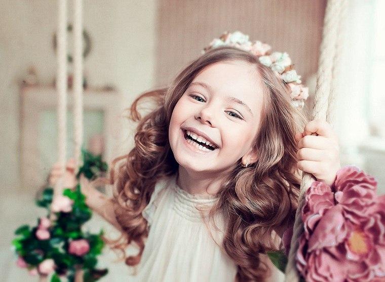 Peinados fáciles y bonitos para niñas – 40 peinados apropiados para cada ocasión