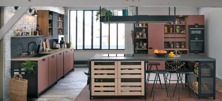 Descubre algunas de las características de las cocinas modernas