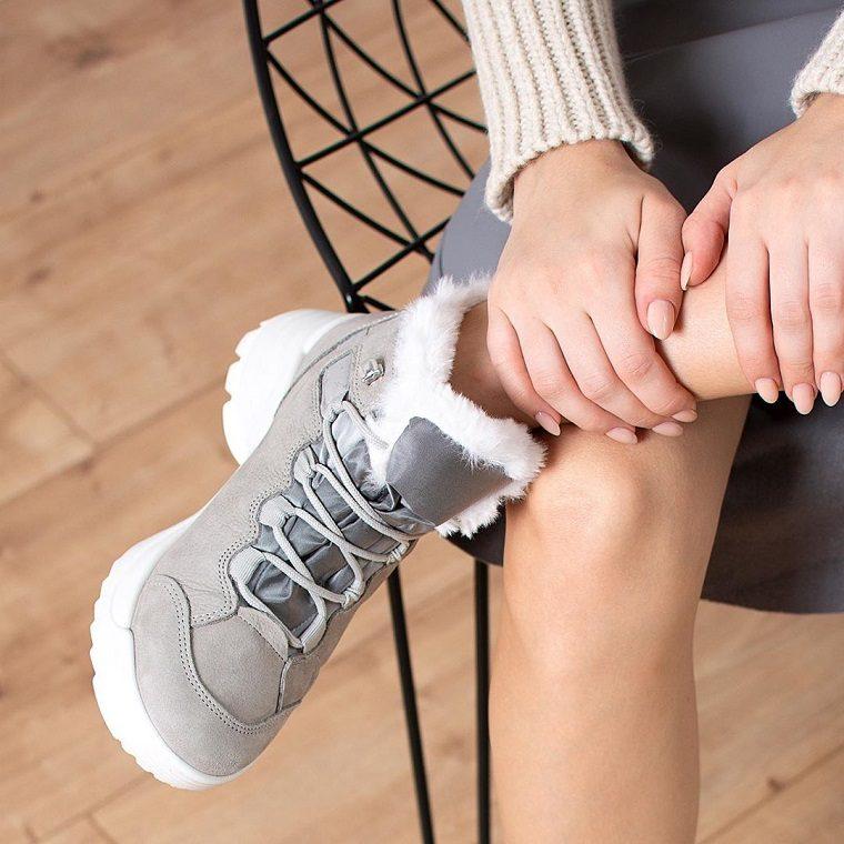 cómo limpiar zapatos de gamuza-invierno