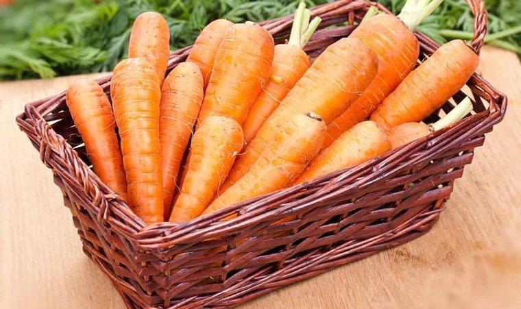 conservar zanahorias por mas tiempo