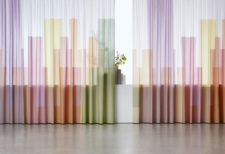 cortinas-coloridas-hogar-ideas