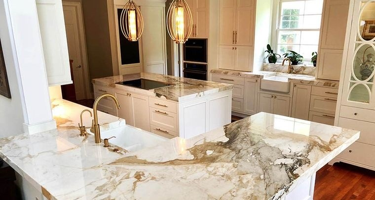 diseños de cocinas con detalles elegantes