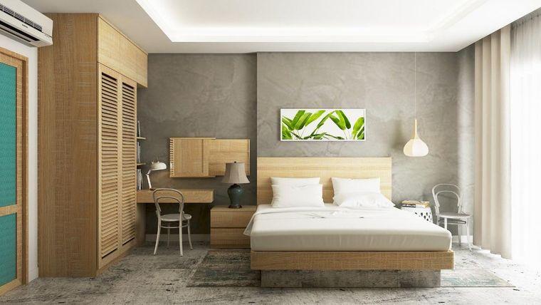dormitorios amplios modernos decoracion