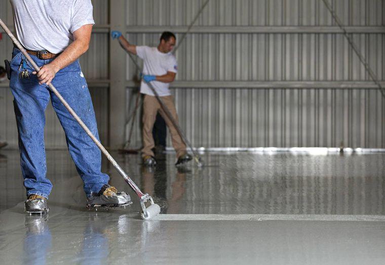 Estas son las ventajas y desventajas de un suelo de resina epoxi