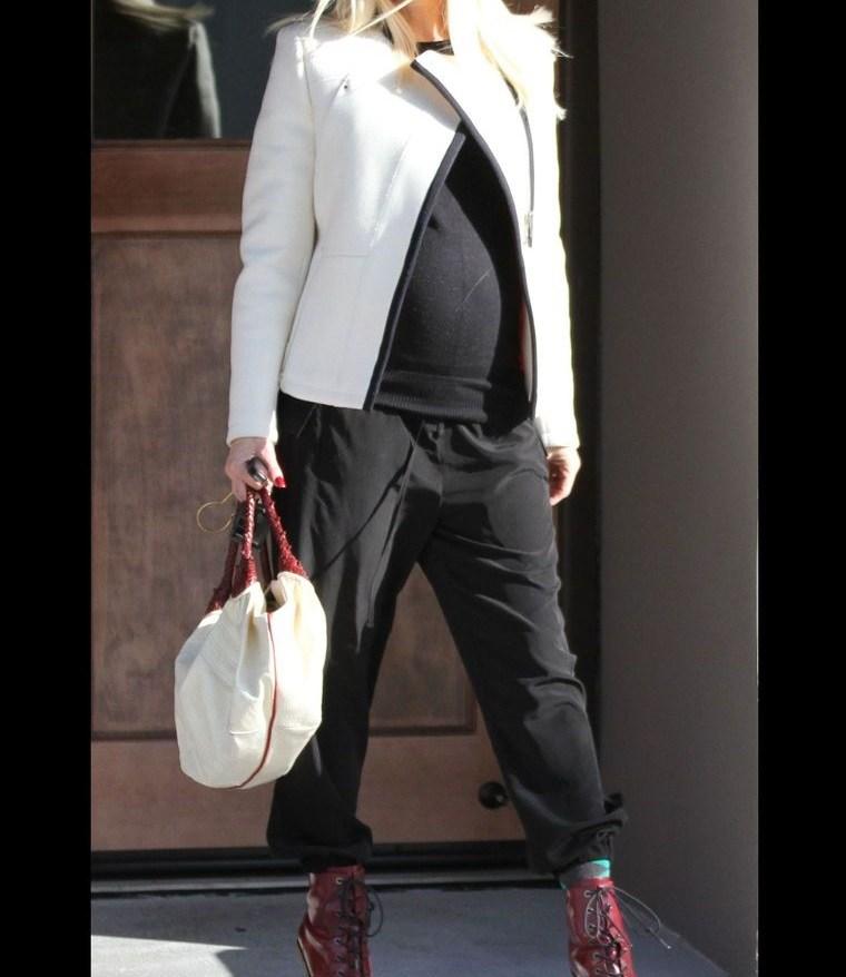 ropa para embarazadas atuendo casual
