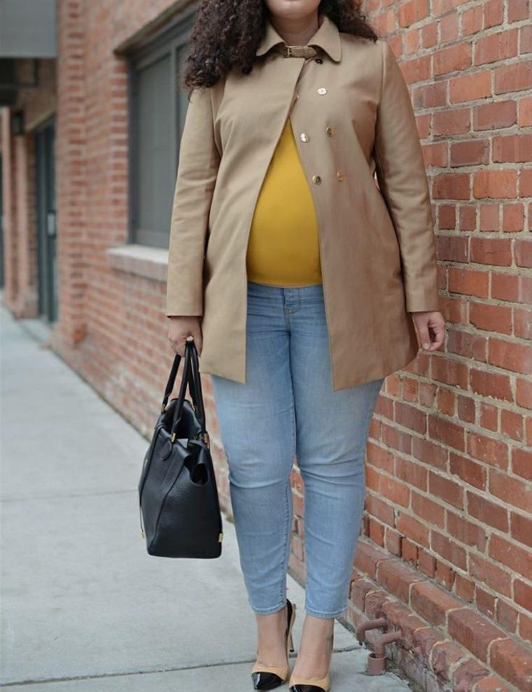 ropa para embarazadas casual